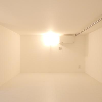 ロフト驚くほど真っ白!※写真は前回募集時のものです