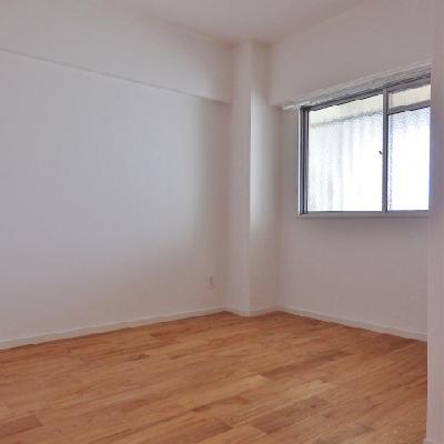 個室も子供部屋にちょうどいい広さ。