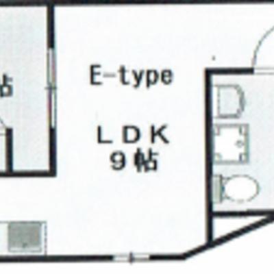 1LDKのお部屋です!