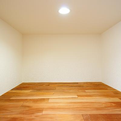 こちらも無垢床が◎※写真は前回募集時のものです