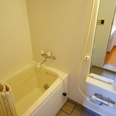 お風呂は追い焚きと乾燥機付きで◎