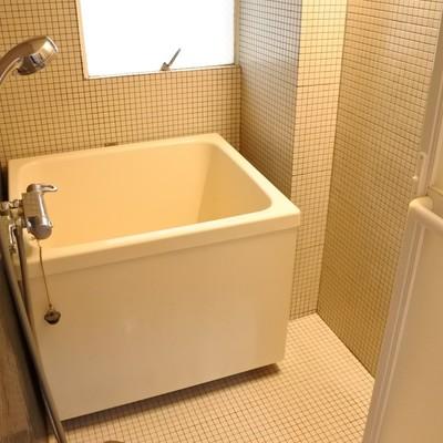 お風呂は浴槽を取り替えて清潔感を