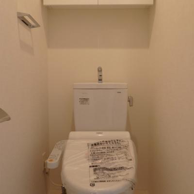 キレイなトイレが何より嬉しいですよね