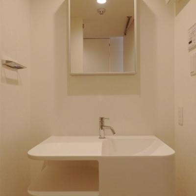 デザイン洗面台です