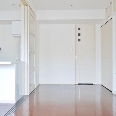 洋室も十分な広さ。