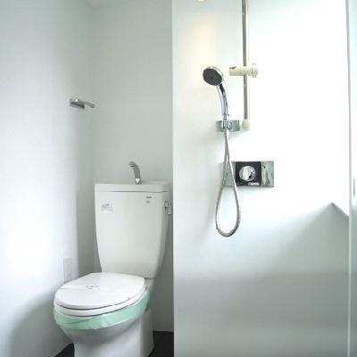 お風呂はシンプルに!!※写真別部屋