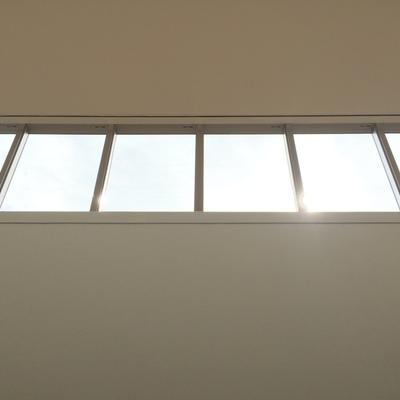 天窓が6つ、たいよう〜!!