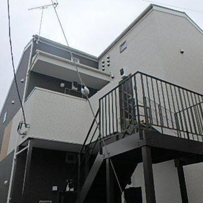 中野島8分アパート