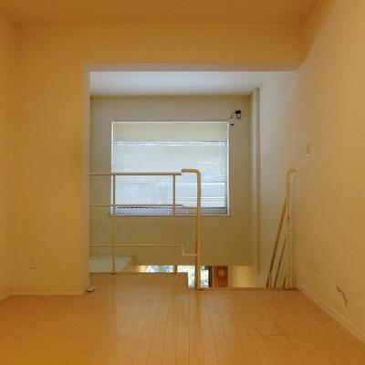 メゾネットタイプのお部屋です。お得感※写真は別部屋になります