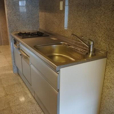 キッチンは食洗機付き!