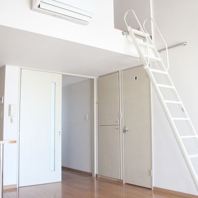 この天井高が魅力なんですよねぇ