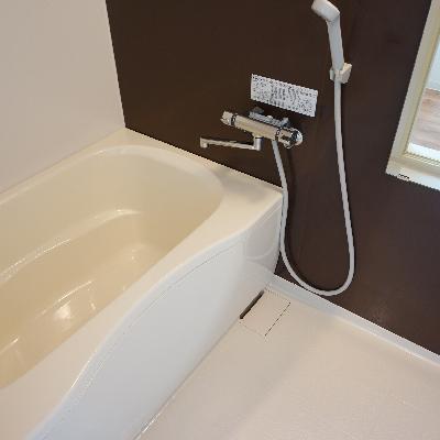 お風呂は追い焚きと乾燥機が◎※画像は別部屋