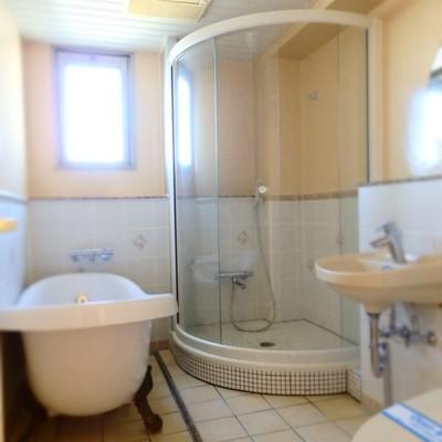 浴室パリジェンヌ。