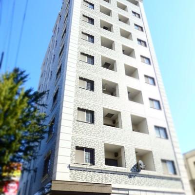 10階建てのマンション