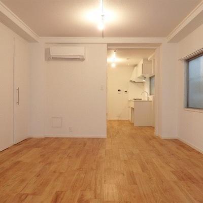18.6帖の空間※写真は前回工事の3階のお部屋