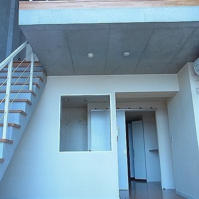 キッチンの小窓がかわいい※画像は別室です