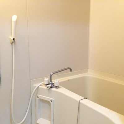 乾燥機能付きの浴室