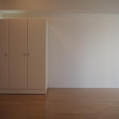 収納ボックス!※写真は別部屋です