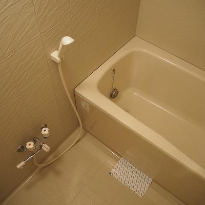 お風呂です。※写真は別部屋です
