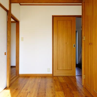 8帖のお部屋へは、この部屋を通っていかなければなりません。