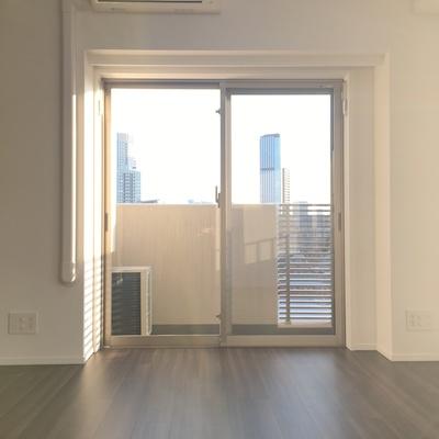 お部屋はこんな感じ。一人なら十分ですよね