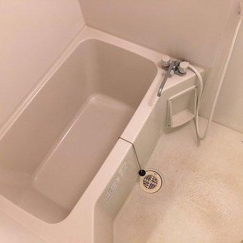 お風呂もしっかりつかれますよ