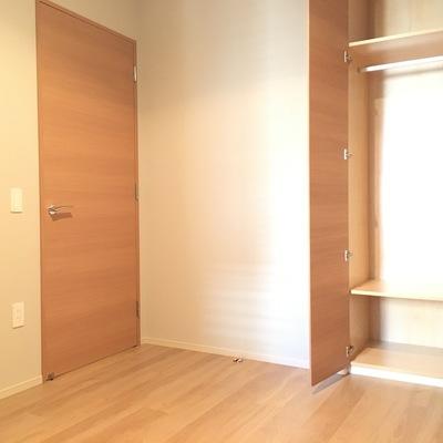 ベッドルームも、落ち着いた雰囲気で快眠間違いなし!?