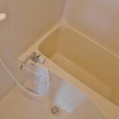 お風呂はノーマルです