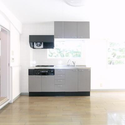 綺麗なキッチンです