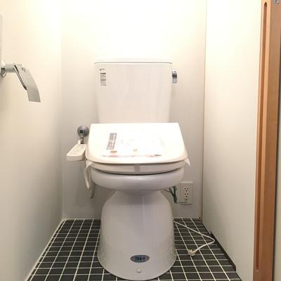 トイレ。清潔感があって素敵!※写真は前回募集時のものです