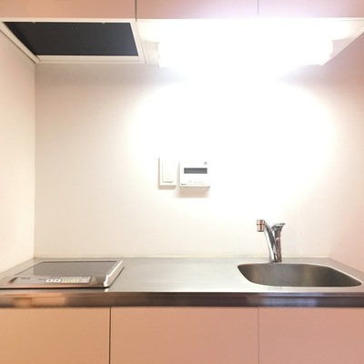 キッチンには拘らず、シンプルに。※写真は前回募集時のものです