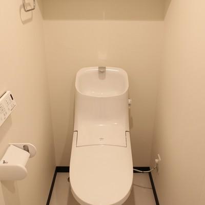 スタイリッシュなトイレ