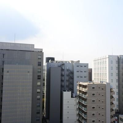 12階だけあって、眺望は◎