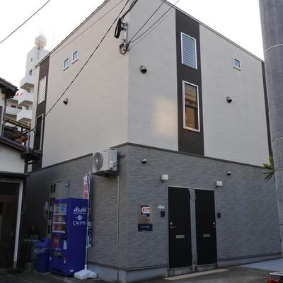 キレイ目アパートです。