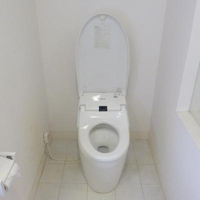 トイレはこんな感じ