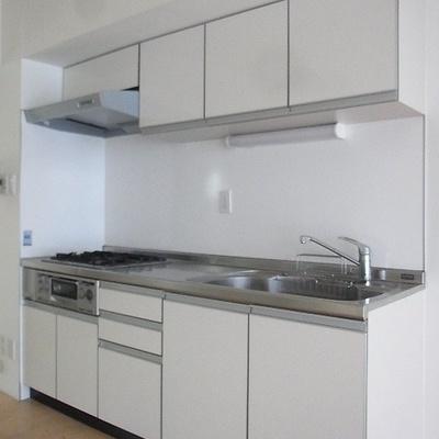 使いやすそうなキッチン ※画像別室