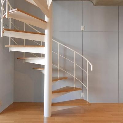 階段下を友好的に使えるかがカギ