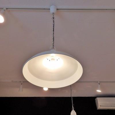 ランプがおしゃれなんです。