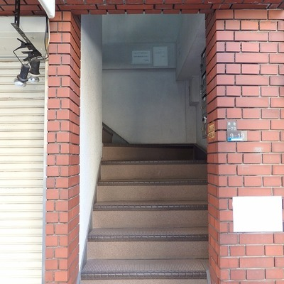 さあ、階段を上るぞ!!!