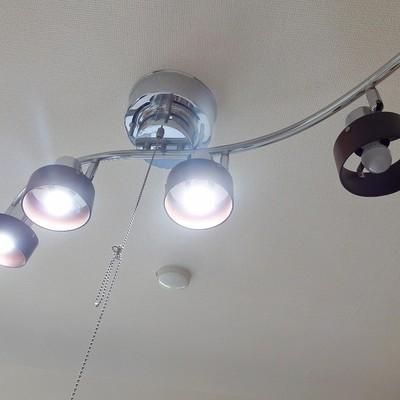 調節可能なおしゃれ照明。