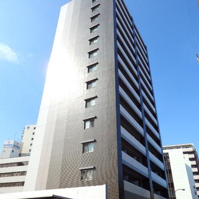 大曽根駅から徒歩1分。最高の立地ですよ!