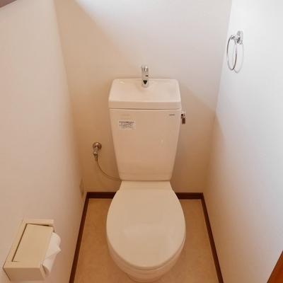 トイレの窓も嬉しい