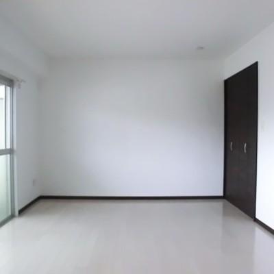 綺麗な長方形のワンルーム