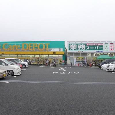 中野島までの道に業務用スーパー!見てるだけで楽しいやつです。。