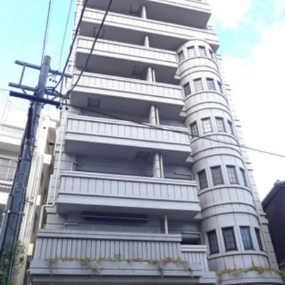 クラシカルな建物デザインもステキ!!