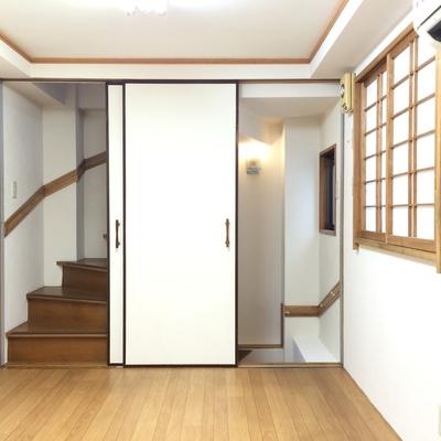 2階をキッチン側から撮影