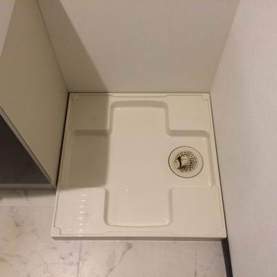 洗濯機は洗面台横に置きましょう