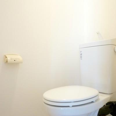 独立型のお手洗いは落ち着きますね
