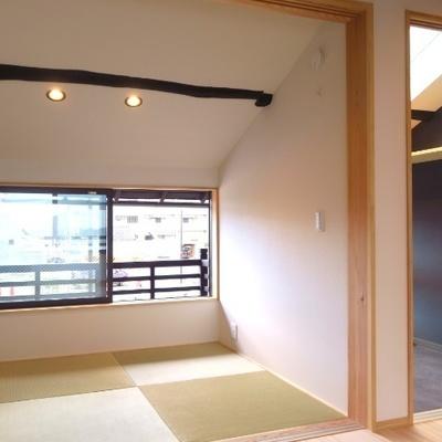 畳ですがおしゃれな琉球畳