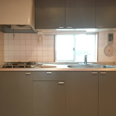 キッチンも広くて使いやすそう!